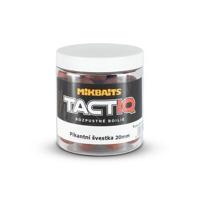 Mikbaits TactiQ rozpustné boilie 250 ml - 16 mm - 6