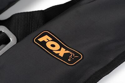 Fox záchranná vesta Life Jacket Black Orange (CIB040) - 6