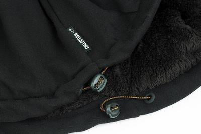 Fox mikina s kapucí Collection Black/Orange Sherpa Hoodie - 6