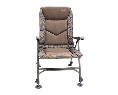 Zfish rybářské křeslo Deluxe Camo Chair (ZF-1792) - 6