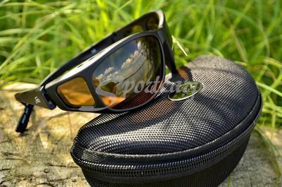 Fortis polarizační brýle Wraps Brown (WR001) - 7