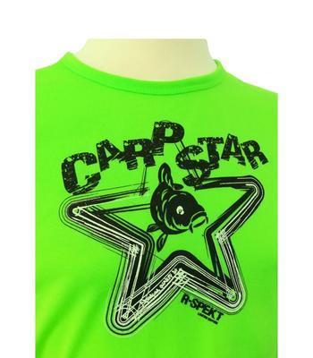 R-Spekt dětské tričko Carp Star fluo green - 7