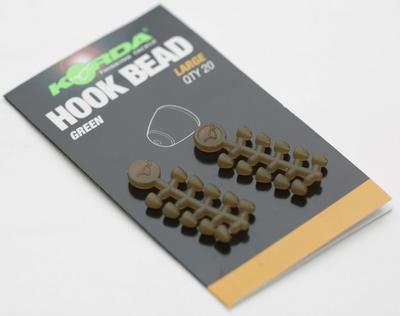 Korda stopery na háček Hook Beads - 7