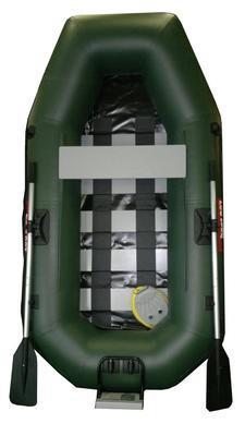 Boat007 nafukovací člun C-235 zelený - 7