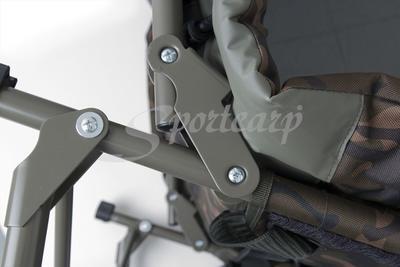 Fox rybářské lehátka R-Series Camo Bedchairs - 7