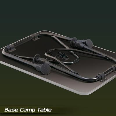 Starbaits stolek do bivaku Base Camp Table (25526) - 7