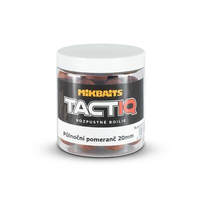 Mikbaits TactiQ rozpustné boilie 250 ml - 16 mm - 7