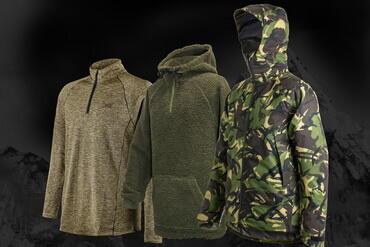 Jak správně vrstvit rybářské oblečení