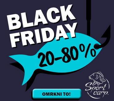 Black Friday u Sportcarpu se slevami 20-80%
