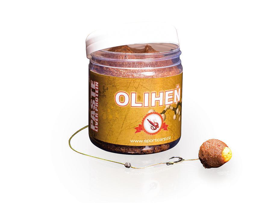 Sportcarp obalovací pasty Boilie Paste Squid (oliheň)