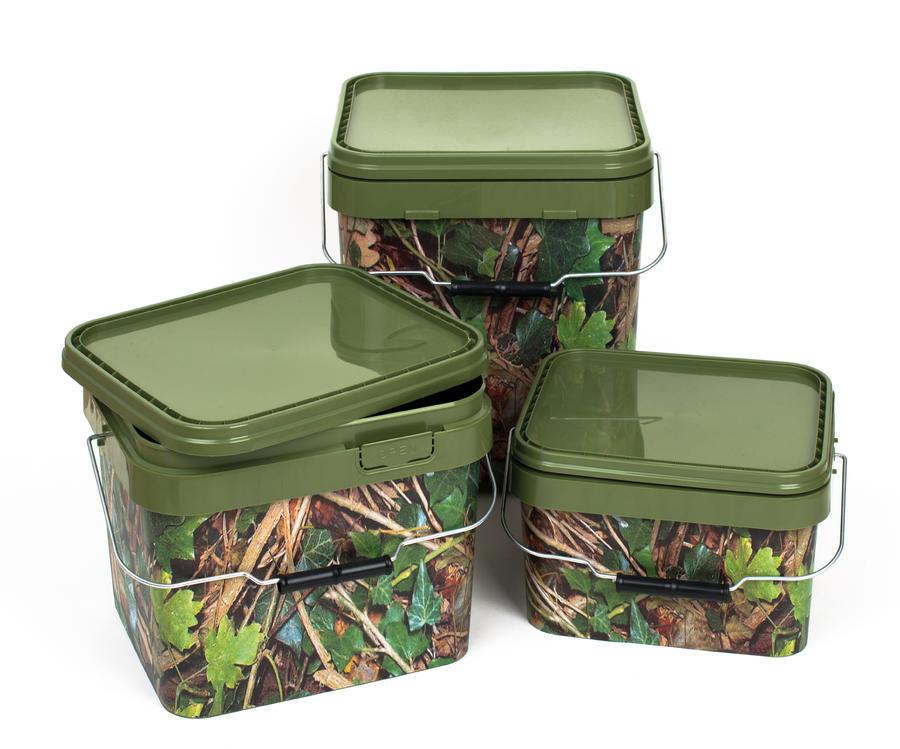 Behr kamuflážové kbelíky na krmení 17 l (9911917)