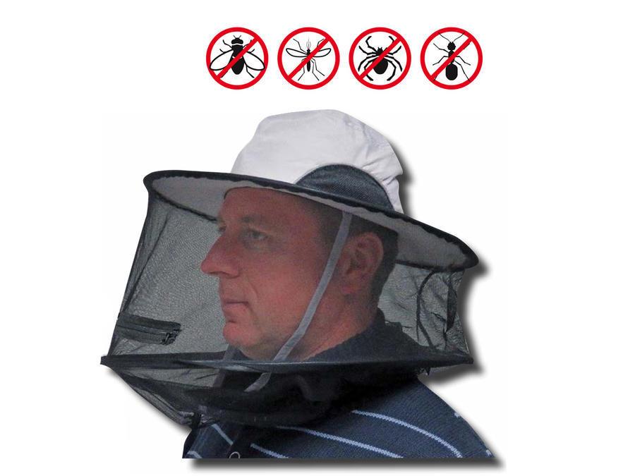 Behr klobouk s moskytiérou Mosquito Hut (8673599)
