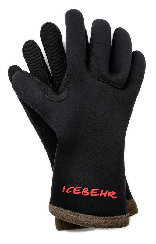 Behr neoprenové rukavice Icebehr Titanium Neopren vel. L (8681030)