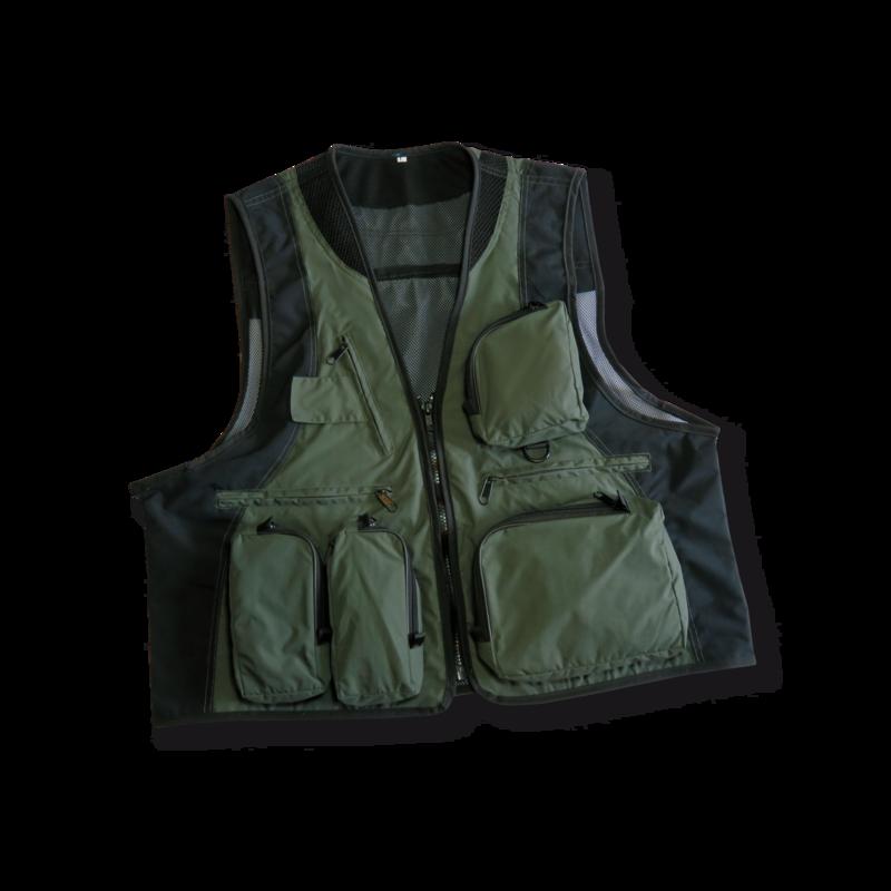 Behr rybářská vesta Angler Vest vel. L (8624202)