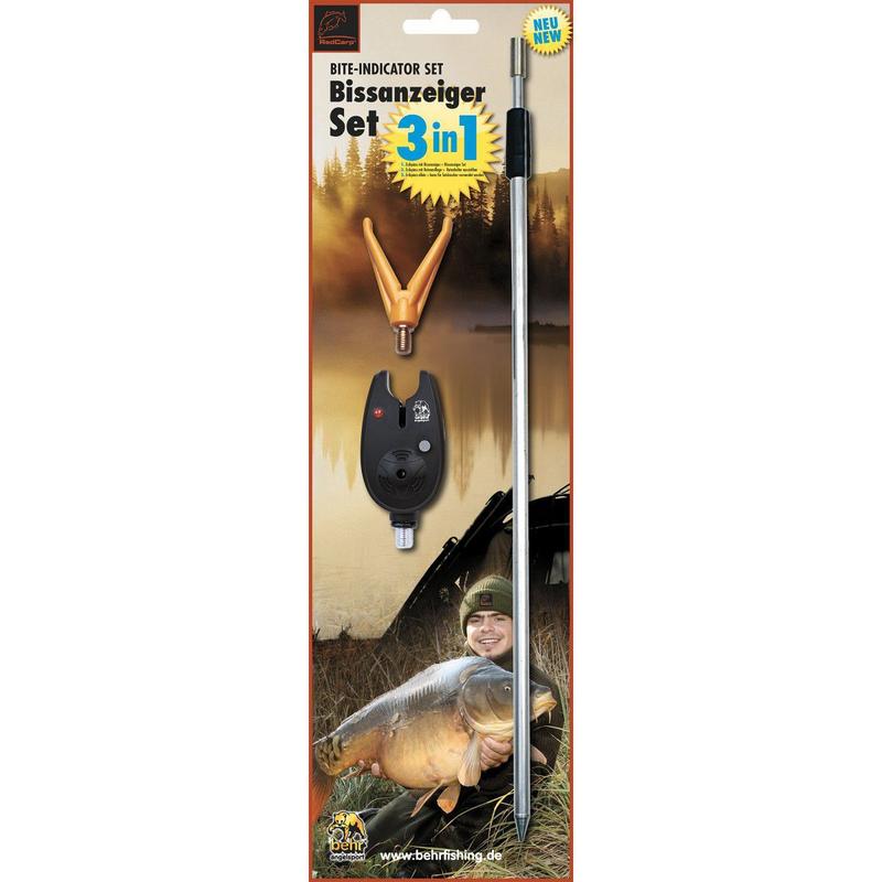 Behr sada vidličky hlásiče a rohatinky Bite Alarm Set (4296277)