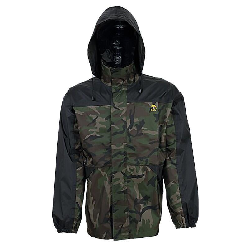 Behr nepromokavá bunda Rain Jacket Camou vel. XL (8612540)