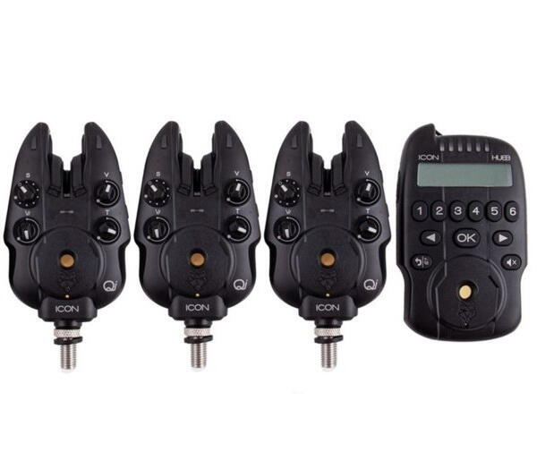 Sada signalizátorů Wolf ICON Qi 3+1 (WFIC008)