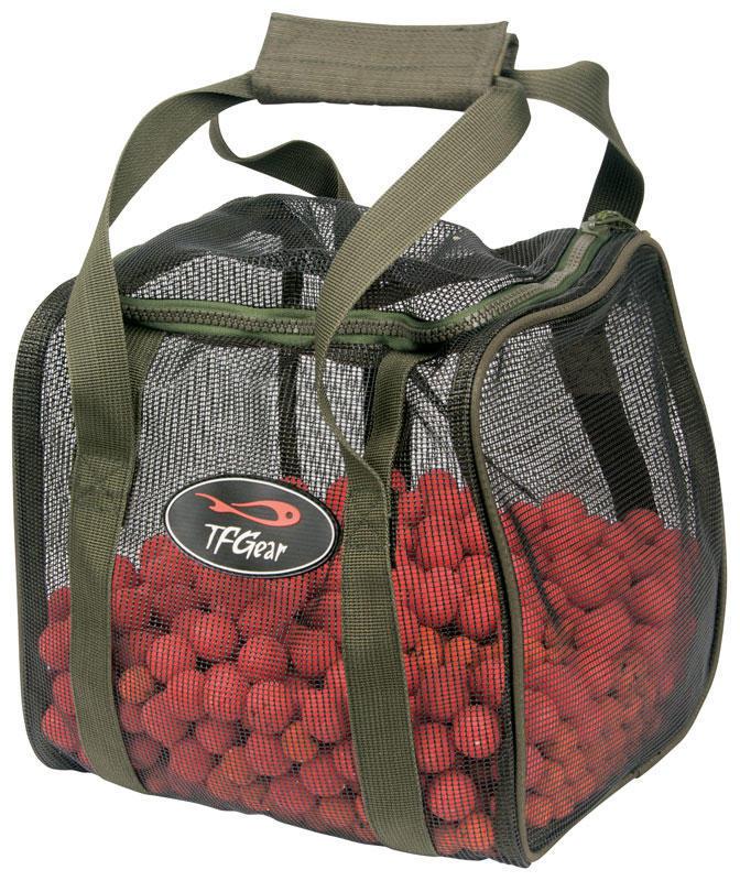 TFG tašky na sušení boilies Hardcore Boilie Air Dry Bag Large (TFG-HC-BOILIE-L)